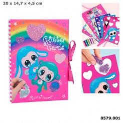 Ylvi Create Your Glitter Card kreativt sæt
