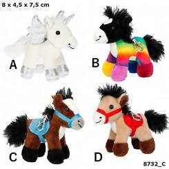 Horses Dreams Plys hest m/karabinhage