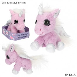 Snukis Plys 15 cm, Stella the Unicorn Skytsengel