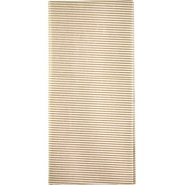 Silkepapir Guld m. hvide striber