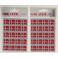 Bølgeflag klistermærker 40 stk.