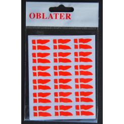 Oblater splitflag mellem - 36 stk.