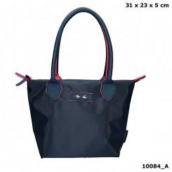 Trend LOVE lille håndtaske, navyblå
