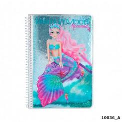 Fantasy Designbog Mermaid