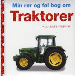 Min rør og føl bog om: Traktorer
