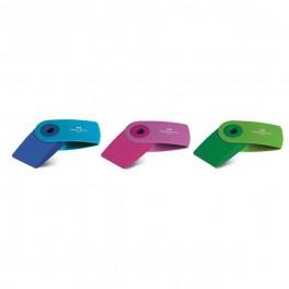 Faber Castell sleeve viskelæder, pastel