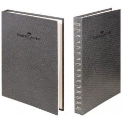 Faber Castell notesbog Bamboo, blanke sider