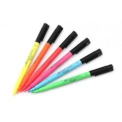 Faber Castell PITT artist brush pen, neon