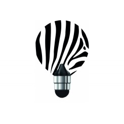 Touch app writer, zebra