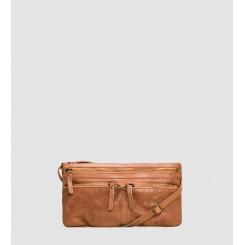 Crossbody Bag ∙ Flintstone ∙ Cognac