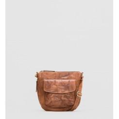 Crossbody Bag ∙ Classic ∙ Cognac