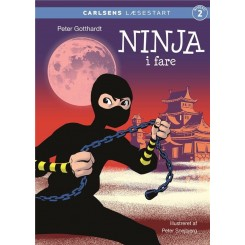 Carlsens Læsestart: Ninja i fare