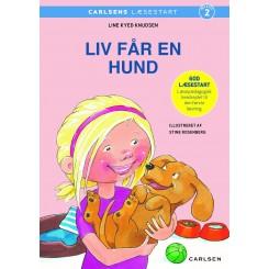 Carlsens Læsestart: Liv får en hund