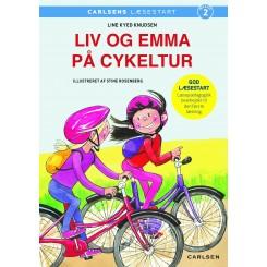 Carlsens Læsestart: Liv og Emma på cykeltur