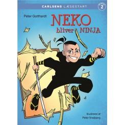 Carlsens Læsestart: Neko bliver ninja