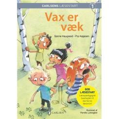 Carlsens Læsestart: Vax er væk