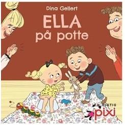 Pixi-serie 130 - Ella på potte