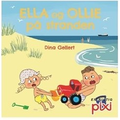 Pixi-serie 130 - Ella og Ollie på stranden