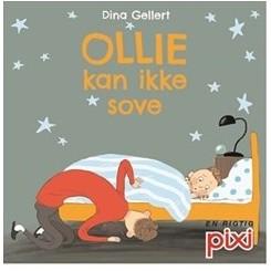 Pixi-serie 130 - Ollie kan ikke sove