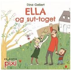 Pixi-serie 130 - Ella og sut-toget