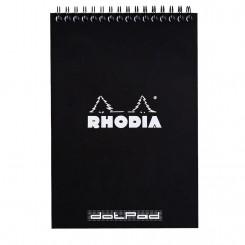 Rhodia dots spiral blok, A5