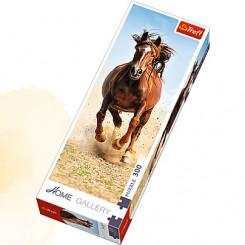 Hest, 300 brikker