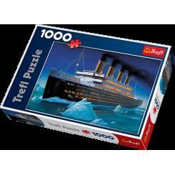 Puslespil Titanic, 1000 brikker