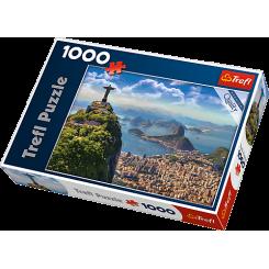 Puslespil Rio de Janeiro, 1000 brikker