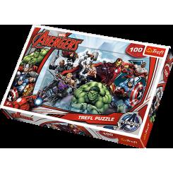 The Avengers, 100 brikker