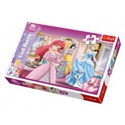 Disney prinsesse, 100 brikker