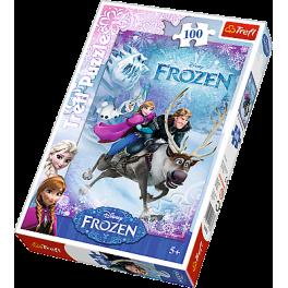 Frost, 100 brikker
