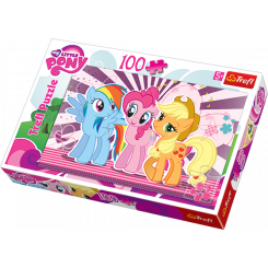 My little pony, 100 brikker