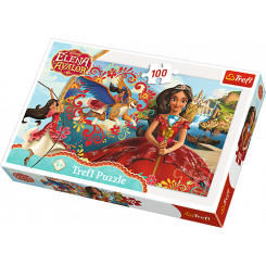 Disney Elena Avalor, 100 brikker