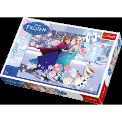 Frost, 160 brikker