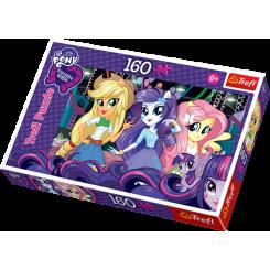 Equestria piger, 160 brikker