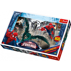 Spiderman, 160 brikker