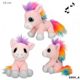 Minimoomis Plys, Roosy Rainbow 18 cm