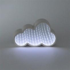 Sky lampe med uendelig lys