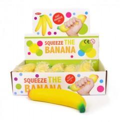 Squezze banan