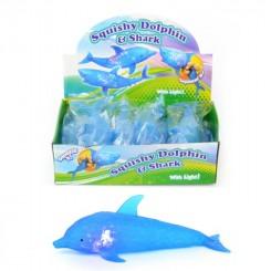 Squezze delfin
