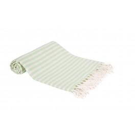 Multi tæppe, dug eller badelagen, æblegrøn