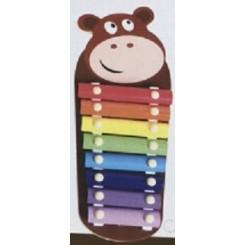 Xylofon Acool toy bjørn
