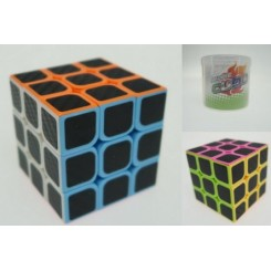 Rubiks terning, multifarvet