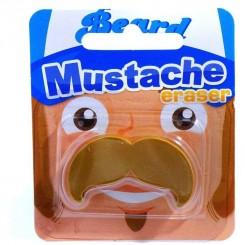 Mustache viskelæder
