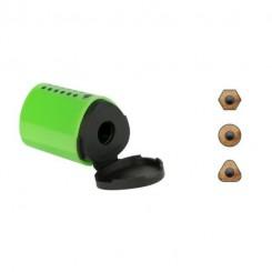 Blyantspidser Grip mini, grøn