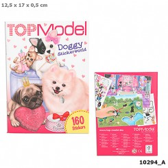 TOPModel Doggy Lomme- Stickerworld