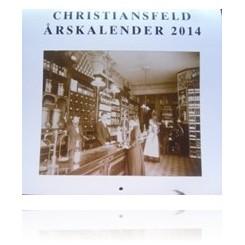 Christiansfeld kalenderen 2014