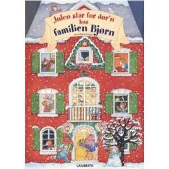 Julen står for dør'n hos familien Bjørn