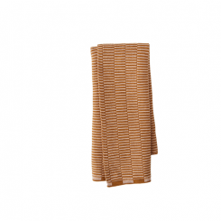 OYOY STRINGA MINI TOWEL - Caramel/Rose