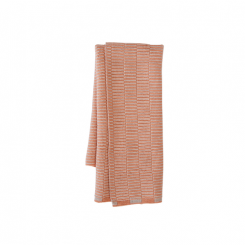 OYOY STRINGA MINI TOWEL - Shell/Coral